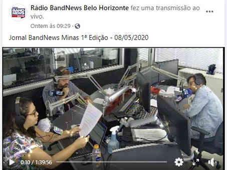 Band News FM - 08/05/2020