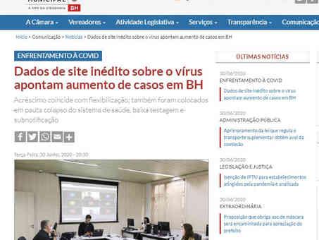 Câmara Municipal de Belo Horizonte - 30/06/2020