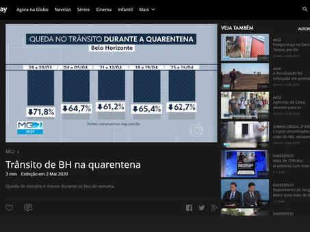 TV Globo Minas - 02/05/2020