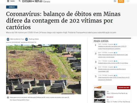 Estado de Minas - 08/05/2020