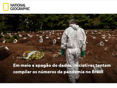 National Geographic - 08/07/2020