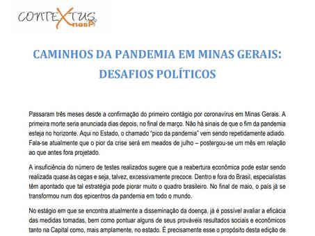 PUC MINAS - 15/05/2020