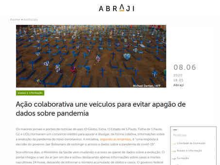 Abraji - 08/06/2020