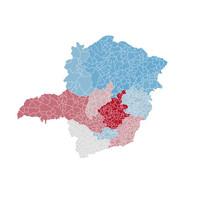 Todas as regiões de Minas Gerais já têm casos confirmados de Covid-19
