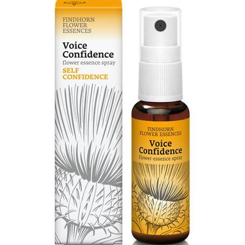 Findhorn Flower Essences Spray - Voice Confidence