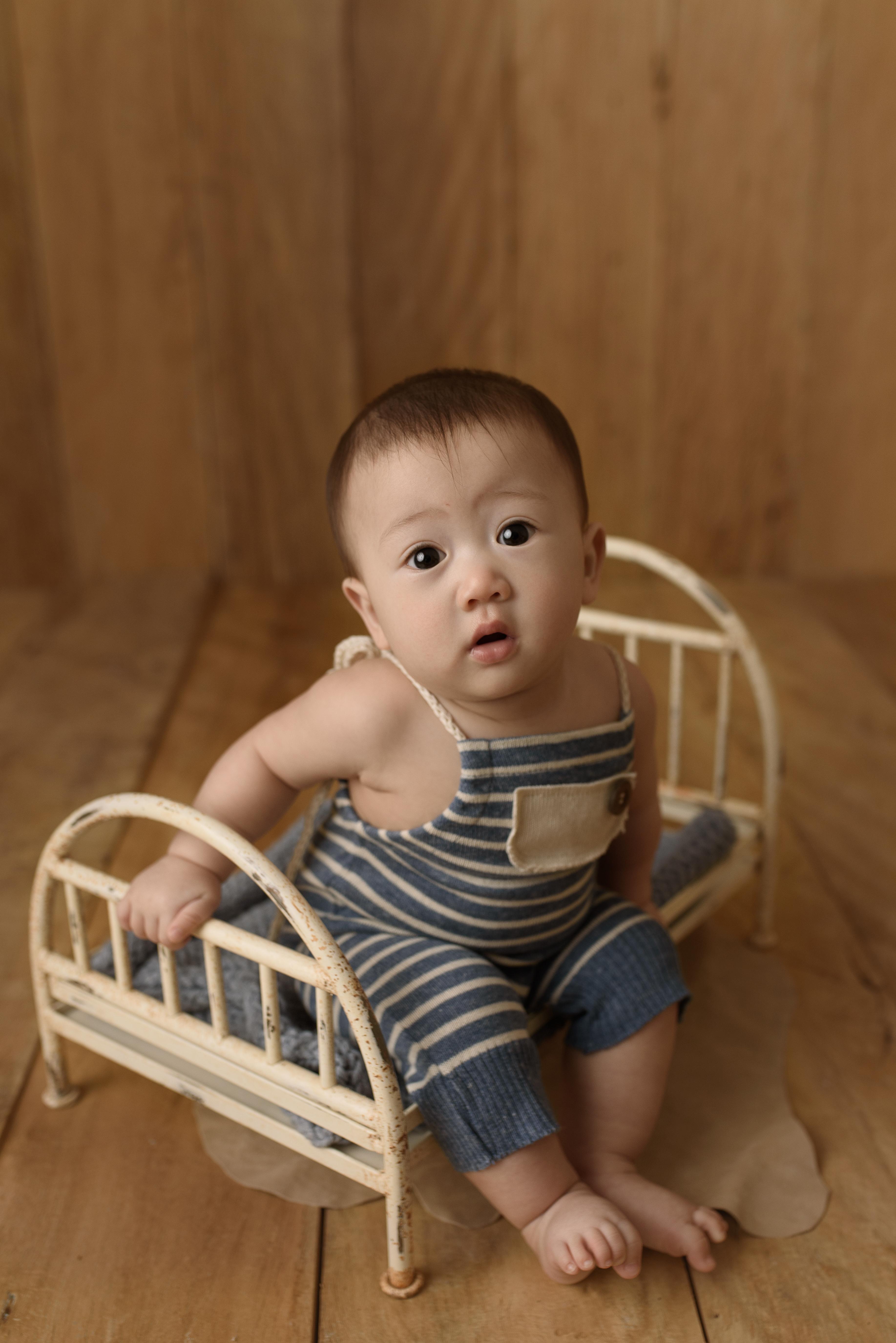 Sessão baby photo em Florianópolis