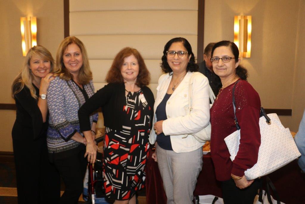 Media Magic Team with AHFNY Members