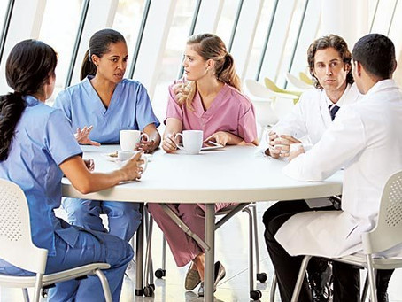 Improving The Organizational Health of Healthcare Foodservice Operations