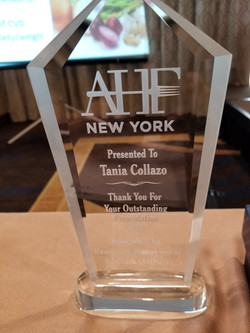 Award – Tania Collazo