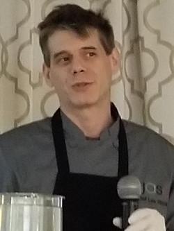 Chef Lee Brian Henderson