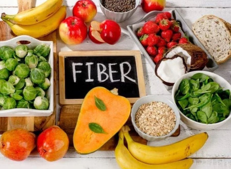 Why Fiber Matters… Reduced Disease Risk! Are you getting enough?