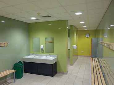 Hygienic Wall Cladding Education Sector Installers