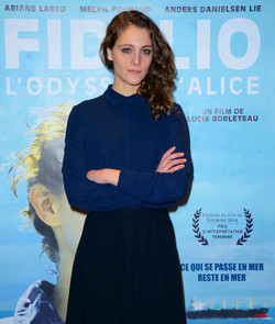 Ariane Labed comedienne