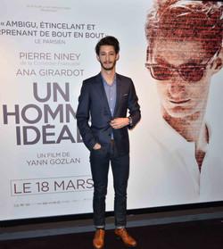 Pierre Niney comedien