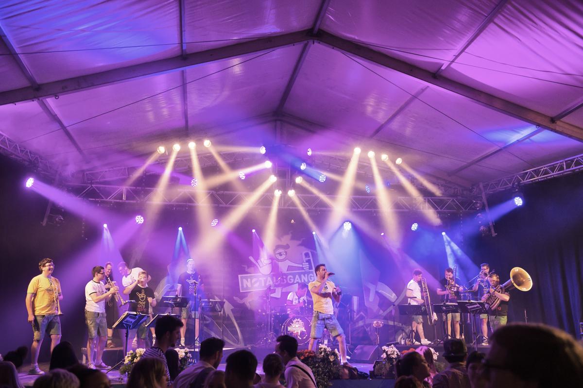 Musikfest Niederwangen