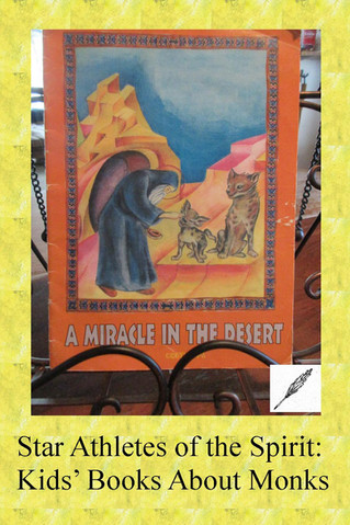 Star Athletes of the Spirit: Kids' Books About Monks