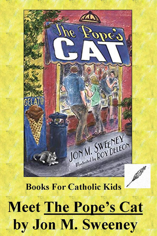 Meet Margaret, The Pope's Cat, In A New Chapter Book Series By Jon M. Sweeney
