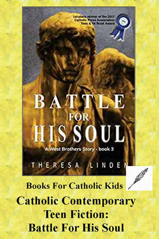 Battle For His Soul By Theresa Linden: An Inspiring And Exciting Read For Teens