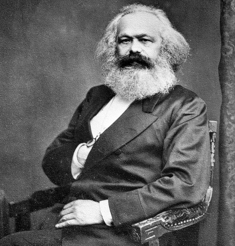 Karl Marx, German philospher and father of communism