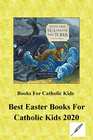Best Easter Books For Catholic Kids, 2020