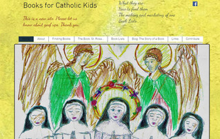 Grand Opening: Books For Catholic Kids
