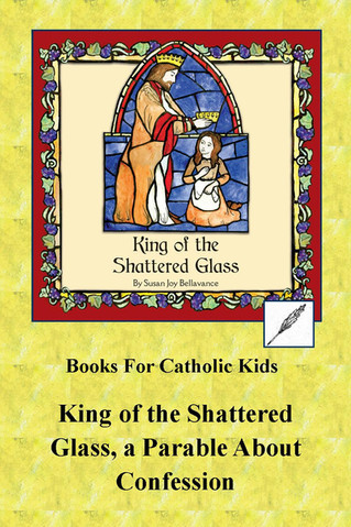 King of the Shattered Glass: A Parable About Confession