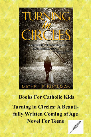 Turning In Circles By Michelle Buckman: A Beautifully Written Coming Of Age Novel For Teens