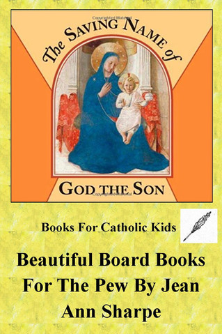 Beautiful Board Books For The Pew By Jean Ann Sharpe