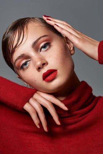 Beauty of Red