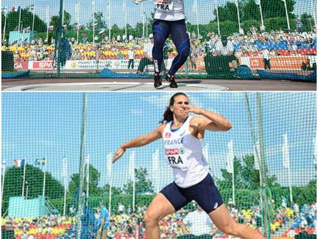 Record pour Alexandra, victoire pour Mélina