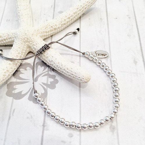 Simple Sterling Silver Bracelet