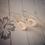 Thumbnail: Shiva Shell Sterling Silver Drop Earrings