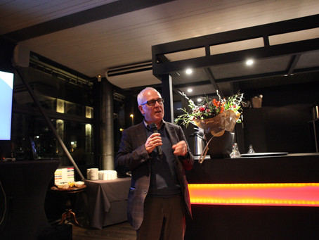 Third Passwerk Lifetime Achievement Award presented to Peter Vermeulen