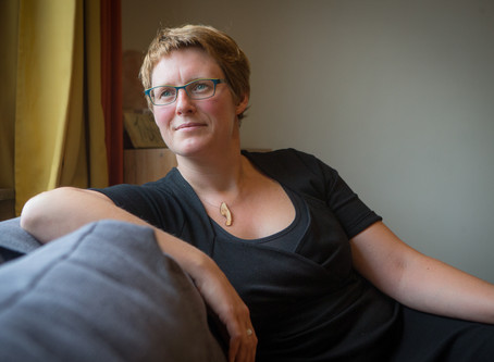 Fourth Passwerk Lifetime Achievement Award is awarded to Ilse Noens
