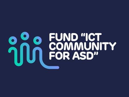 Submit your request for support to the 'ICT community for ASD' fund in good time
