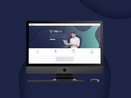 Lancement du nouveau site web de TRplus