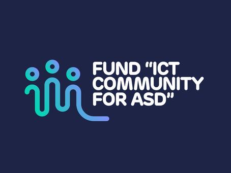 Le fonds « ICT Community for ASD » soutient financièrement neuf projets cette année!