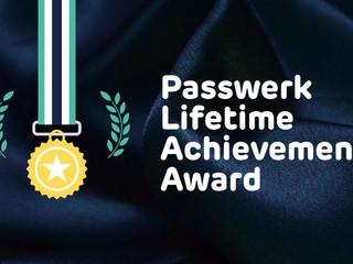 Stel uw kandidaat voor onze Passwerk Lifetime Achievement Award voor!