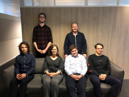 Passwerk starts 2020 with six new test engineers