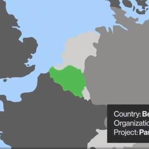 Passwerk voorgesteld op Zero Project Conferentie