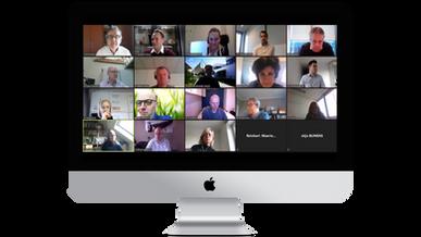 Digitaal adviescomité bij de start van 2021