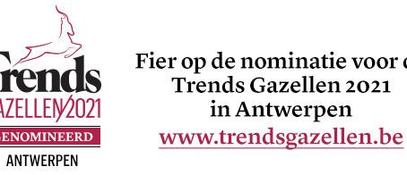Passwerk genomineerd als Trends Gazellen Onderneming 2021