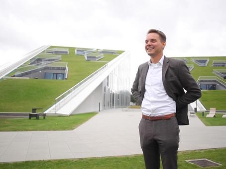 Laurijn Van Gorp, Account Manager, donne des explications sur TRplus