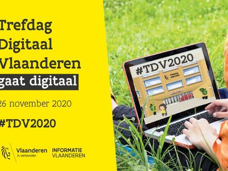 Passwerk op Trefdag Digitaal Vlaanderen 2020 (TDV2020)