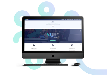 'ICT Community for ASD' Fund website launch