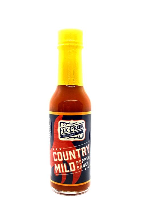 County Mild Pepper Sauce