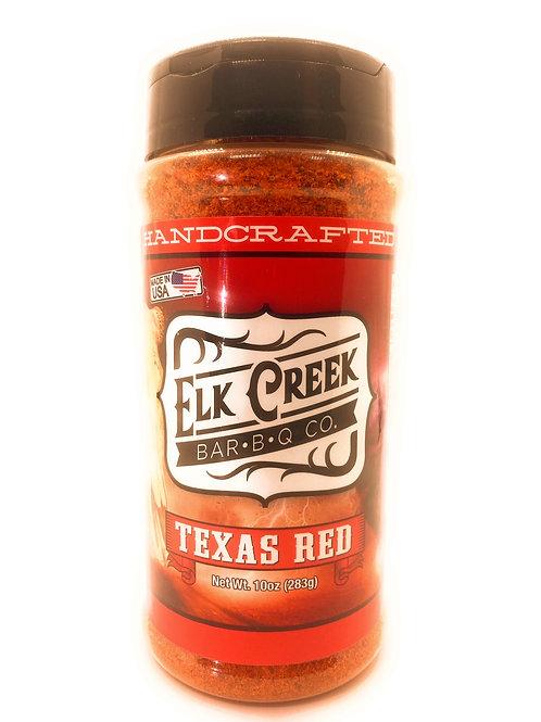 """The """"Texas Red"""" Rub"""