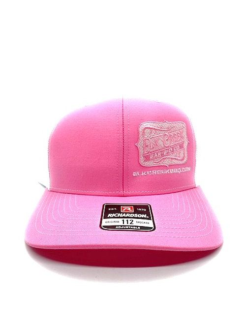 Neon pink/black with Classic logo