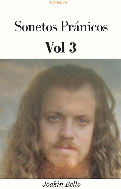 Sonetos Pránicos Vol 3