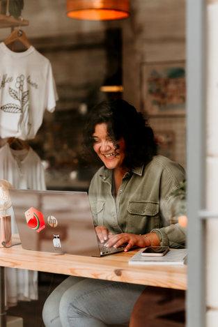 Shooting Lucile Marone | Moodentrepreneurs | Portrait d'entreprise | Toulon